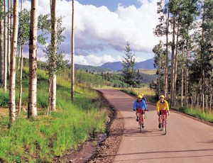 Colorado biking trips