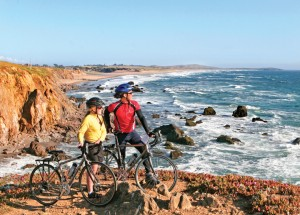Big Sur cycling
