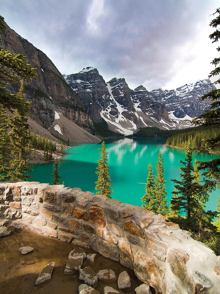 Canadian Rockies Hiking Tour
