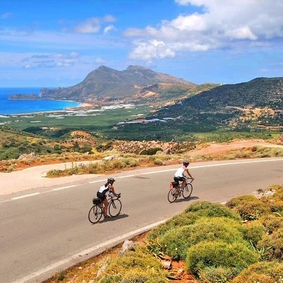 Crete Bike tour 